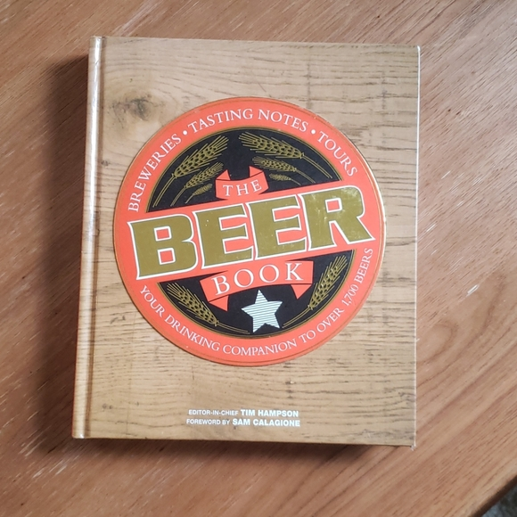 The beer book.